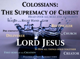 Image result for Colossians 1