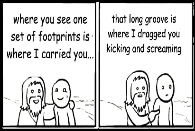 Footprints - revisited