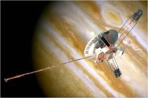 Pioneer 10 space probe