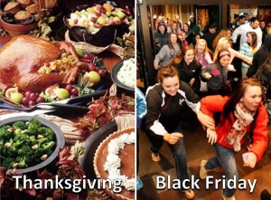 Thanksgiving & Black Friday
