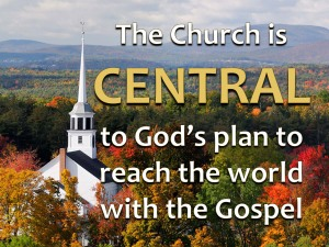 Why Do We Need the Church?