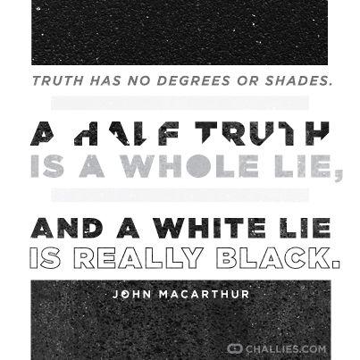 4-30 MacArthur - truth