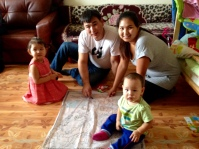 Kolya & children