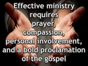 A Model for Ministry