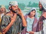 Jesus heals deaf man 1