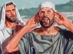 Jesus heals deaf man 3