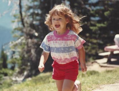 Amanda-3 yr-July 91