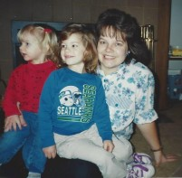 Amanda, Caitlin, Carol-Nov 91