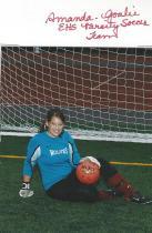 Amanda-HS Soccer -Goalie
