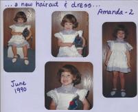 Amanda March 1990