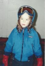 Amanda-Mt Baker Dec 1992