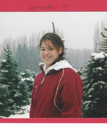 Amanda-Tree Hunt Dec 2005