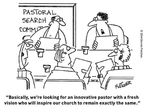 pastor search committee 2