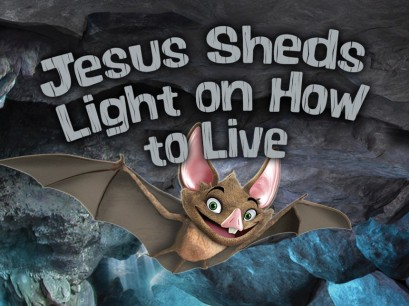 Day 3 - Jesus Sheds Light on How to Live