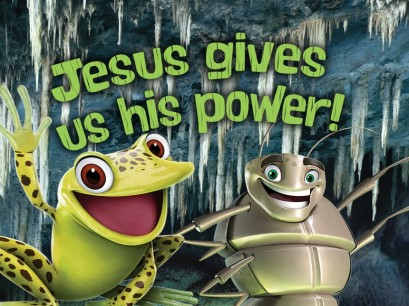 Day 5 - Jesus Gives Us His Power