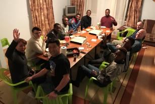 African fellowship