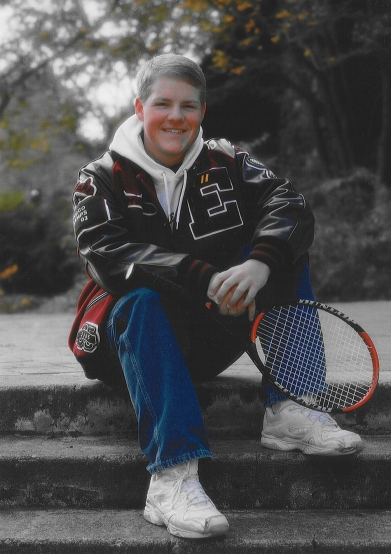Jonathan - tennis